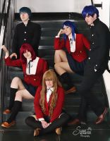 TORADORA! II by EnchantedCupcake