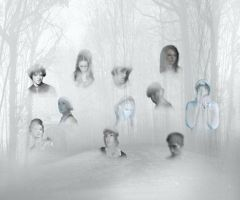 Land of Ghosts by yuula