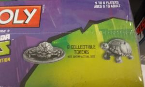 Spike in TMNT Monopoly Game!!! by NinjaTurtleFangirl