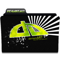deviantART Folder HD by JackXan
