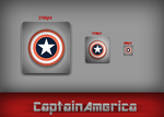 CaptainAmerica by babysnoop03