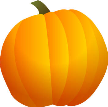 Vector pumpkin by xerobebop