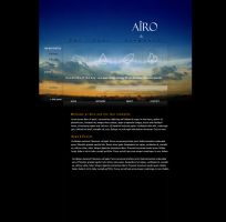 Airo and The 4 elements by goshangai