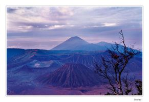 Mt Bromo by indonesia