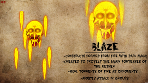 Blaze Journal Entry by Vectorman316