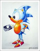 Sonic Game Gear by Veinctor