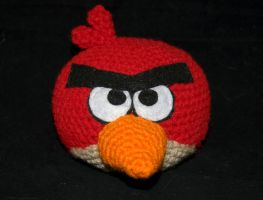 Angry Birds Plush by rainbowdreamfactory