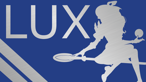 LUX Silhouette - Dark Blue - Metal - 1920x1080 by urban287