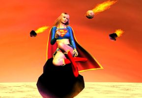 Daughter of KRYPTON by mangastargazer