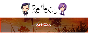 Phox 2D Anime Banner 2 by ReflectFX