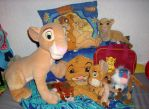 The Lion King Plush Collection *UPDATE* No 2 by kratosisy