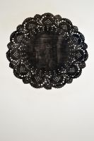 Black Paper Lace Stock by emilieleger