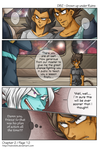 DBZ - Grown up under Ruins - Chapter 2 Page 12 by RedViolett