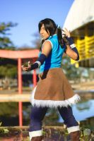 Korra cosplay by NayigoCosplay