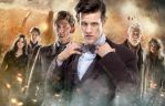 Doctor Who 50th Day of the Doctor by MrPacinoHead
