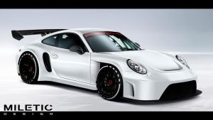 911 body kit design by Morfiuss