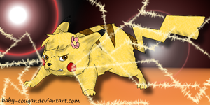Tool Test Pikachu by Baby-Cougar