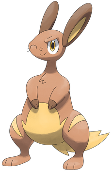 #073 Jackrapid by Smiley-Fakemon