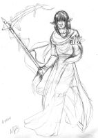Gysse in Pencil by modesty