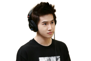 Suho-EXO PNG by Punky-Puns