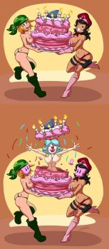 Happy B-Day TheSharkGuy by FBende