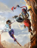 Prince Of Persia Entry 1 by mansarali