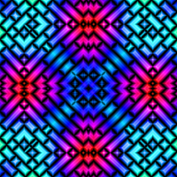 Kaleidoscope Pattern Seamless by melissak78