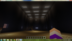 Minecraft 1.7.5 Maya's Gym 'unfinished' by RainbowDash5050