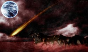 Horses of Mars by xx-Lethal-xx