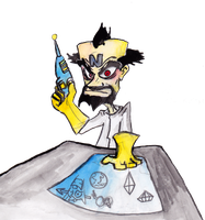 Dr. Neo Cortex Classic by warahi