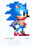 Sonic by MsJiggly93