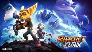 Ratchet And Clank Movie Poster  by leonrock84