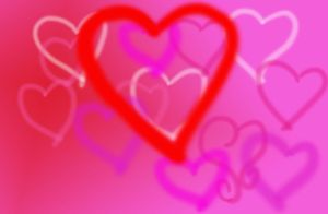 Background heart by Lisa22882