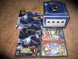 Pokemonxd Limited Edition Gamecube And Skin by TheTrueSurvivor