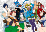 Fairy Tail WIP 3 by locoarts92