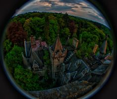 Chateau de Noisy by urbandestuction