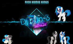 dj pon3 wallpaper All relations by RichHomieKings