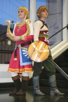 Skyward Sword AB 2012 by BleachcakeCosplay