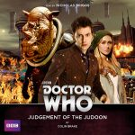 Judgement of the Judoon audiobook cover by Hisi79