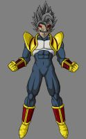 Bebi Vegetto Final Form by theothersmen