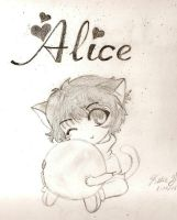 Alice Cullen by xTwilightObsessedx