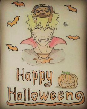 Happy Halloween! by RasengaMike