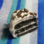 3 Layer Chocolate cake Charm by Marli