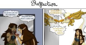 Reflection (ENG) by Mary-Hurricane
