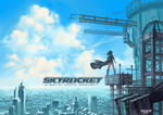 Skyrocket promo by duckieroll