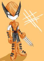 wolverine... by shway--dude