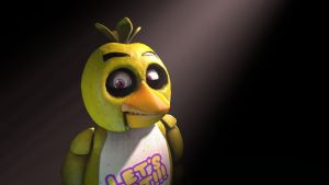 five night at freddys Chica by TerezaDiablo84