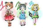 Simple adopts AUCTION (CLOSED) by rikka-chi