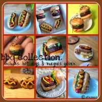 BBQ Collection by AlliesMinis