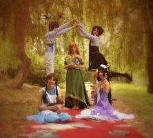 meet with you in a fairy tale by Gennadia